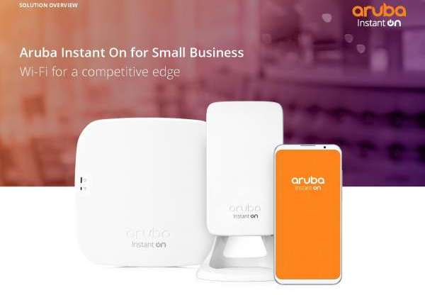 Aruba Instant On for Small Business